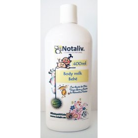 Baby Body Milk. 400ml