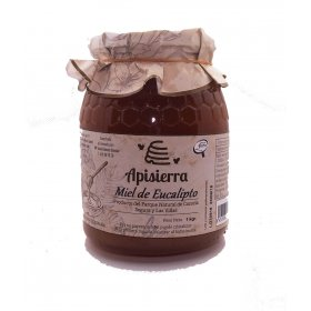 Eucalyptus Honey 1 kg