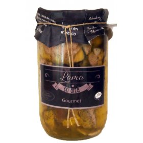 Orza loin pieces in olive oil 1 kg