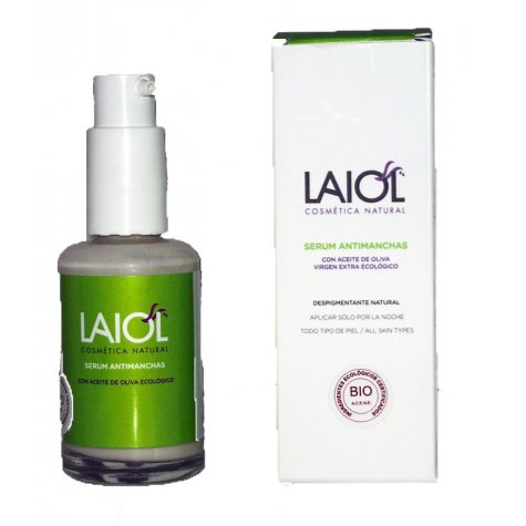 Serum Activos antimanchas naturales 30 ml