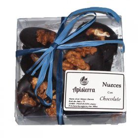 Walnuts with Chocolate